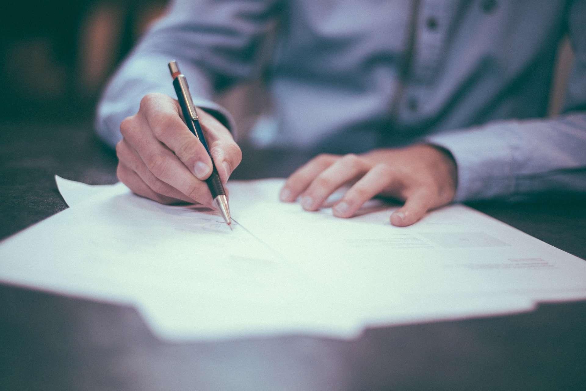 מכתב פיטורים – מכתב סיום העסקה – דוגמאות