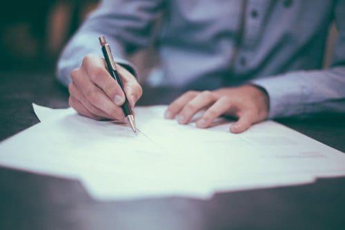 עבודה ללא חוזה העסקה
